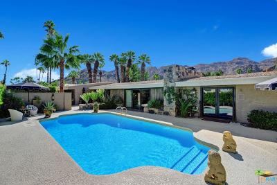 Rancho Mirage Single Family Home For Sale: 70909 Fairway Drive