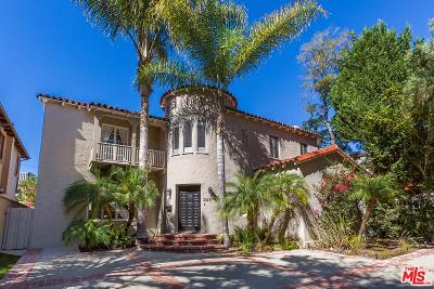 Beverly Hills Single Family Home For Sale: 249 South Linden Drive