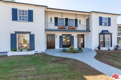 Los Angeles Condo/Townhouse For Sale: 4002 West Adams Boulevard