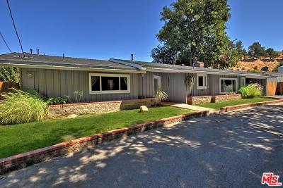Encino Single Family Home For Sale: 18016 Boris Drive