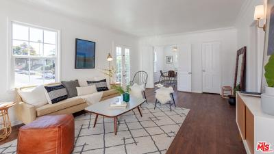 Los Angeles Condo/Townhouse For Sale: 2615 Edgehill Drive