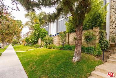 Marina Del Rey Condo/Townhouse Active Under Contract: 4812 La Villa Marina #A
