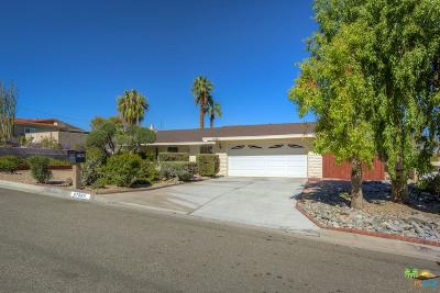 Cathedral City Single Family Home For Sale: 67880 Foothill Road