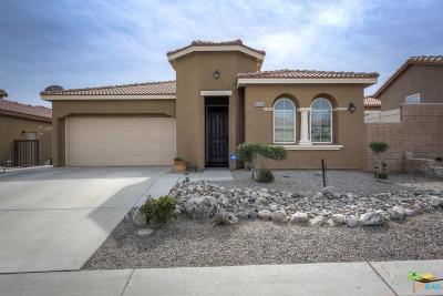 Desert Hot Springs Single Family Home For Sale: 62535 South Starcross Drive