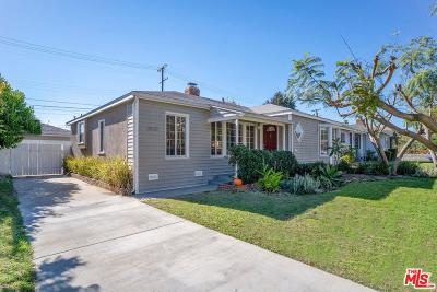 Single Family Home For Sale: 3929 Coolidge Avenue