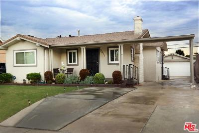 Los Angeles Single Family Home For Sale: 2611 West 74th Street