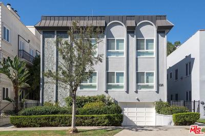 Beverly Hills Condo/Townhouse Pending: 125 South Elm Drive #202