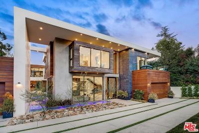 Encino Single Family Home For Sale: 16033 Valley Vista