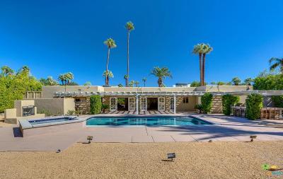 Palm Springs Single Family Home For Sale: 971 North Avenida Olivos