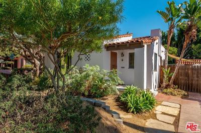 Long Beach Single Family Home For Sale: 2342 Eucalyptus Avenue