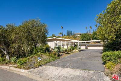Beverly Hills Single Family Home For Sale: 1077 North Hillcrest Road