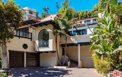 Los Angeles Single Family Home For Sale: 8401 Carlton Way