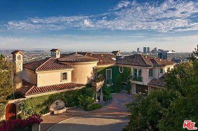 Los Angeles Single Family Home For Sale: 1260 St Ives Place