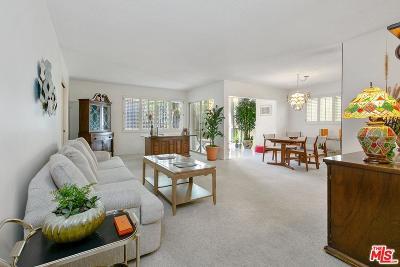 Condo/Townhouse For Sale: 1525 North Hayworth Avenue #104