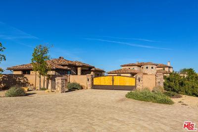 Topanga Single Family Home For Sale: 1620 Luse Tank Road