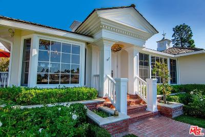 Palos Verdes Estates Single Family Home For Sale: 2112 Chelsea Road
