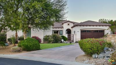 Palm Desert Single Family Home For Sale: 74084 Via Vittorio