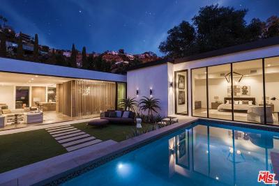 Single Family Home For Sale: 1717 Rising Glen Road