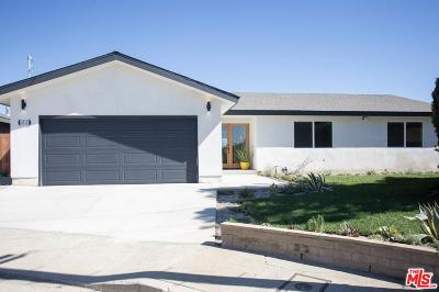 Los Angeles Single Family Home For Sale: 6712 Fortune Place