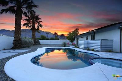 Palm Springs Single Family Home For Sale: 3121 East Ventura Road