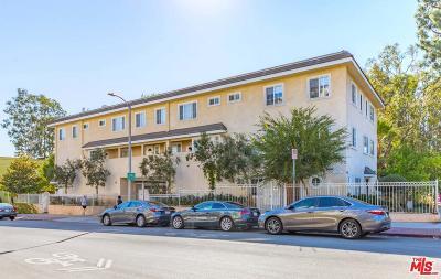 Los Angeles Condo/Townhouse For Sale: 400 South Norton Avenue #C