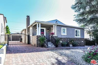 Burbank Single Family Home For Sale: 2504 North Keystone Street