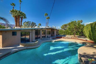 Palm Springs Single Family Home For Sale: 286 North Sunset Way
