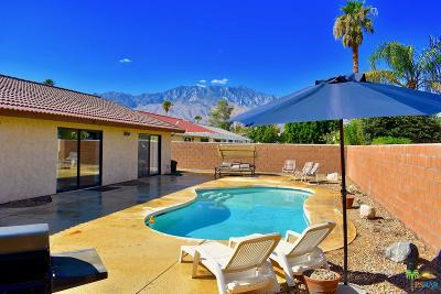 Cathedral City Single Family Home For Sale: 67350 Rango Road