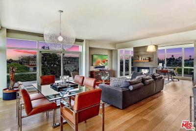 Santa Monica Condo/Townhouse For Sale: 1705 Ocean Avenue #510