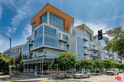 Santa Monica Condo/Townhouse For Sale: 1705 Ocean Avenue #101