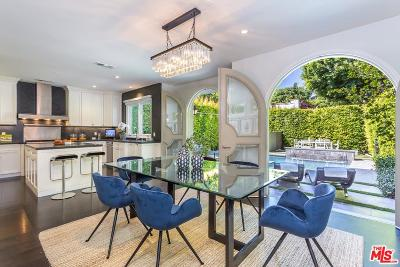 West Hollywood Single Family Home For Sale: 8703 Rosewood Avenue