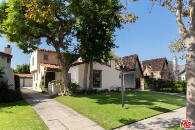Los Angeles County Single Family Home For Sale: 151 South Martel Avenue