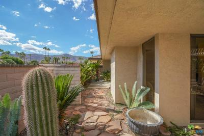Rancho Mirage Single Family Home For Sale: 19 Cornell Drive