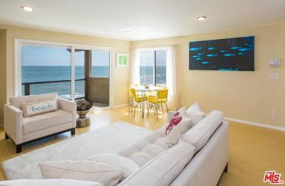 Malibu Single Family Home For Sale: 20466 Pacific Coast Highway
