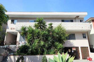 West Hollywood Rental For Rent: 531 North Kings Road #5