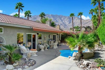 Palm Springs Single Family Home For Sale: 664 East Lily Street