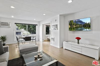 West Hollywood Condo/Townhouse For Sale: 1222 North Olive Drive #103
