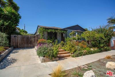 Long Beach Single Family Home For Sale: 831 Bennett Avenue
