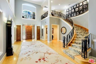 Beverly Hills Single Family Home For Sale: 3343 Clerendon Road