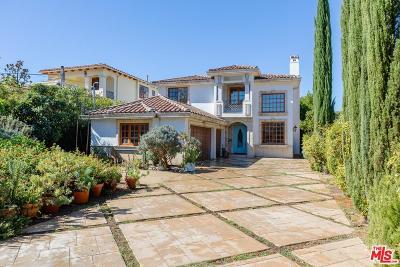 Tarzana Single Family Home For Sale: 5127 Avenida Hacienda