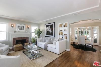 Burbank Single Family Home For Sale: 914 North Buena Vista Street