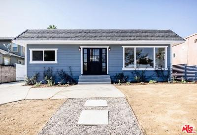 Single Family Home For Sale: 5329 West Boulevard