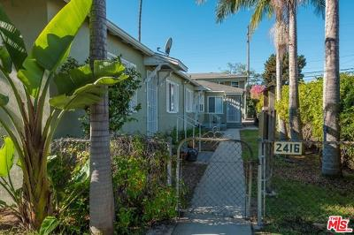 Residential Income For Sale: 2416 20th Street
