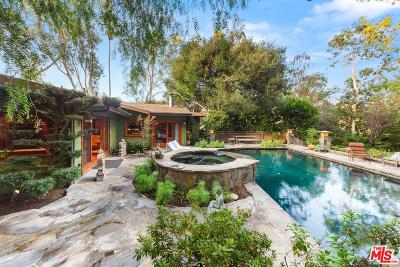 Studio City Single Family Home Sold: 12116 Iredell Street