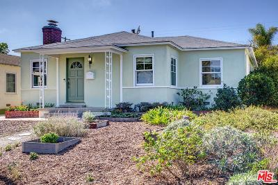 Single Family Home Sold: 8201 Stewart Avenue