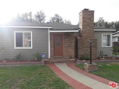 Long Beach Single Family Home For Sale: 2731 Cedar Avenue