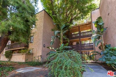 Woodland Hills Condo/Townhouse For Sale: 22100 Burbank #259G