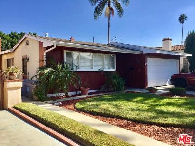 Los Angeles Single Family Home For Sale: 3970 Olmsted Avenue