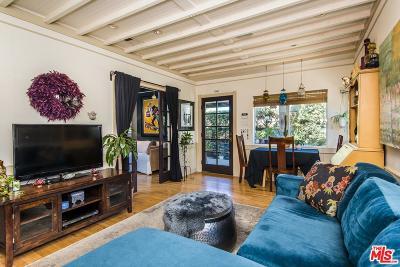 Single Family Home For Sale: 5010 Fountain Avenue