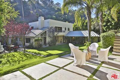 Beverly Hills Rental For Rent: 1290 San Ysidro Drive